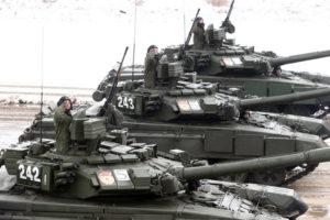تي 90 الروسية