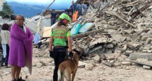زلزال ايطاليا